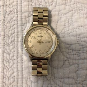 Women's Fossil Stainless Watch